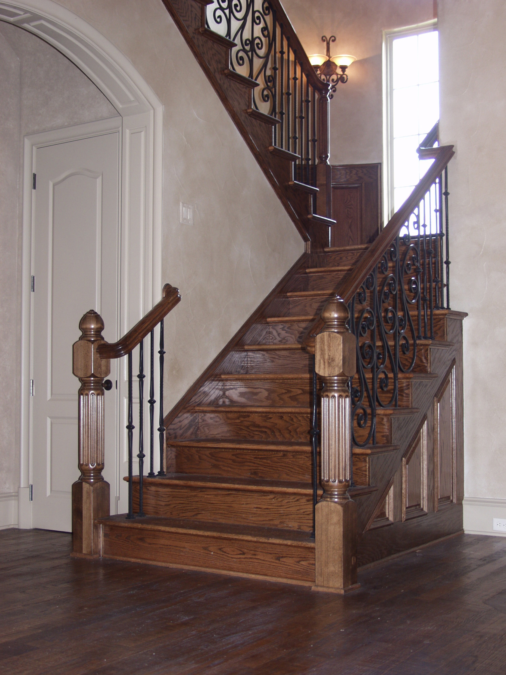 Gothic Baluster Gallery By House Of Forgings