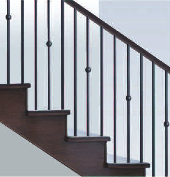 Single Sphere Balusters