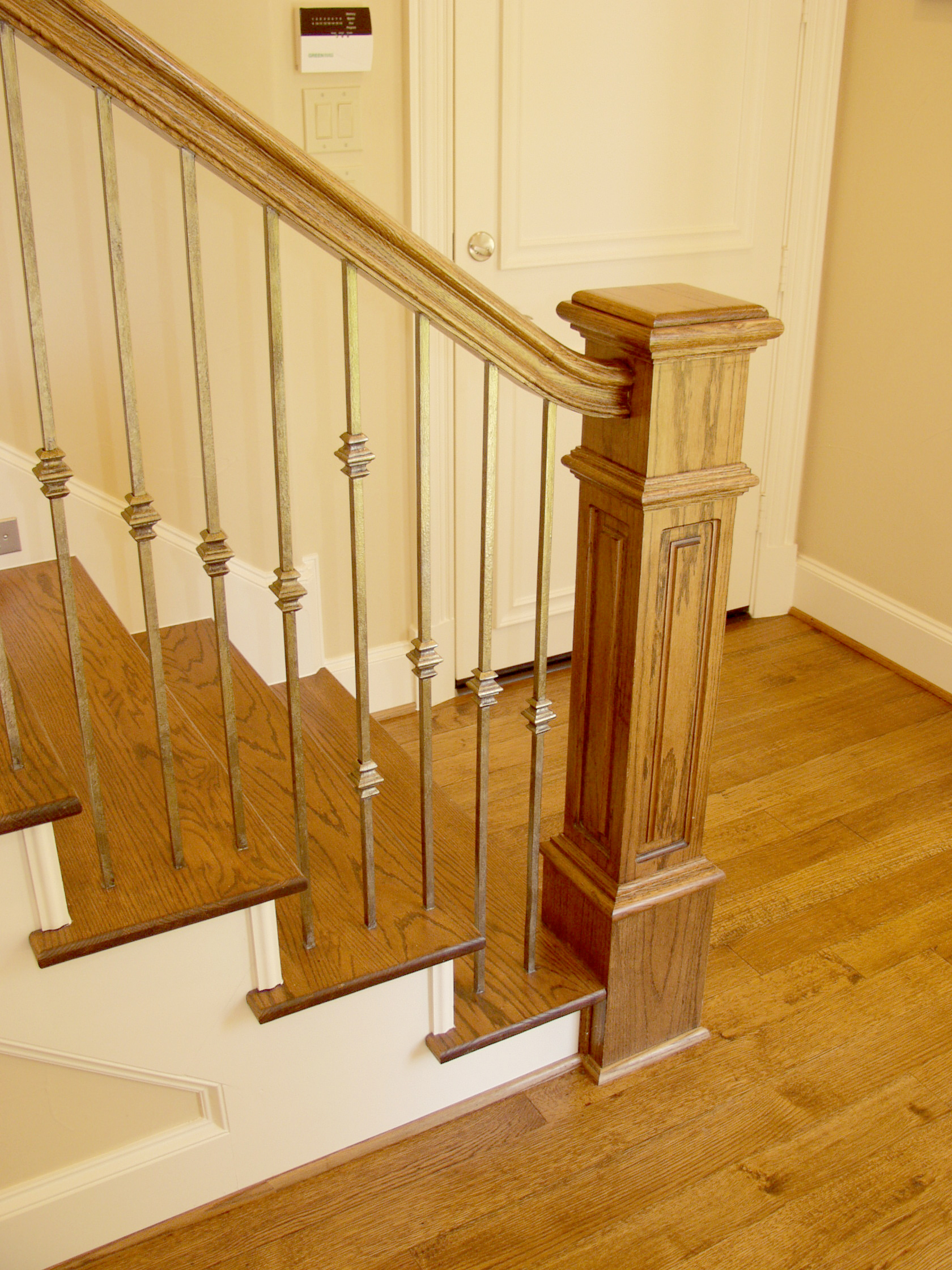 Versatile Staircase in Iron